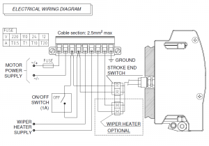 PGD Wiring diagram