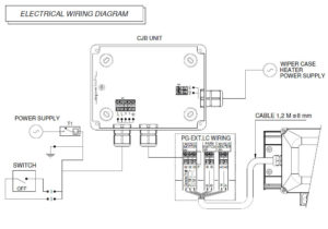 PGD-EXT.LC Wiring diagram